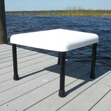 Fiberglass Rough Water Casting Platform - RWCP01- Front Bow Removable - Marine Fiberglass Direct
