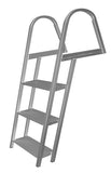 JIF Marine - 3 Step Dock Ladder w/ Mounting Hardware - ASE - Marine Fiberglass Direct