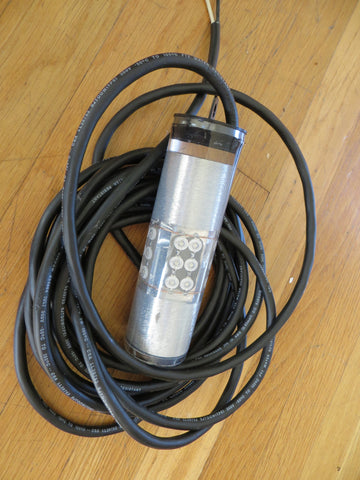 36 Led Drop Light 12 14 5 Vdc Battery Hookup 25 Ft