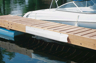 "Taylor Made Products - DOCK PRO DOCK BUMPER - STRAIGHT-37""L x 4.5""W x 6""H - Marine Fiberglass Direct"