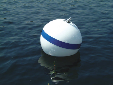 "Taylor Made Products Sur-Moor T3C Mooring Buoy-12"" - Marine Fiberglass Direct"