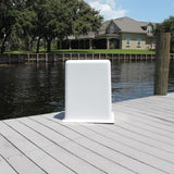 "CENTER CONSOLE - 25""H x 21""W x 16""D - CMCC02 - Marine Fiberglass Direct"