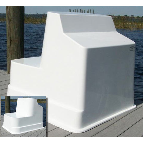 "SEA-LINE CENTER CONSOLE - 35""H x 36""W x 43""D - SLCC08 - Marine Fiberglass Direct"