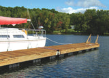 "Taylor Made Products Dock Float - 24"" x 36"" x 12"" - Marine Fiberglass Direct"