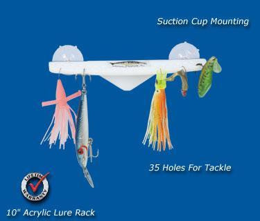 Fishing Lure-Tackle Rack-Holder - Marine Fiberglass Direct