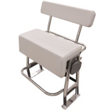 TACO MARINE Universal Leaning Post Backrest - Removable - L10-1002-1
