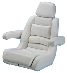 Todd 5 Star Seat Only White-U9705WH - Marine Fiberglass Direct