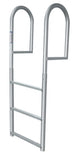 JIF Marine - 3 Step Stationary Dock Ladder - DJV3 - Marine Fiberglass Direct