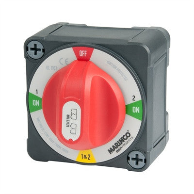 Marinco - BEP Products Pro Installer EZ Mount Selector Battery Switch - 771SEZ - Marine Fiberglass Direct