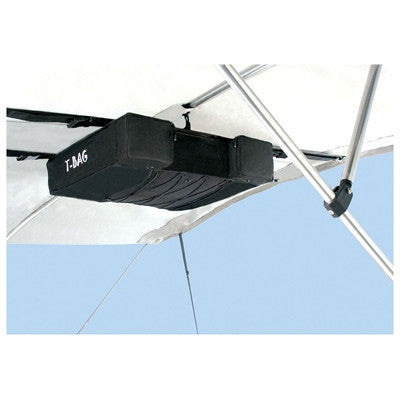 Kwik T-BAG T-TOP and Bimini Top, Pontoon Top, Storage Packs - 4TBAG - Marine Fiberglass Direct