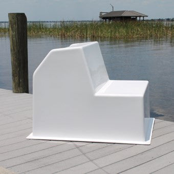 "CENTER CONSOLE - 29.5""H x 33""w x 39""D - CMCC06 - Marine Fiberglass Direct"