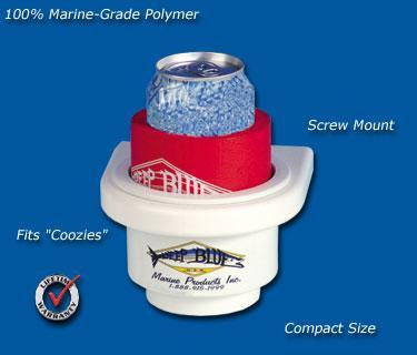 "Single Beverage/Cup/Drink Holder- 5"" -SC1 - Marine Fiberglass Direct"