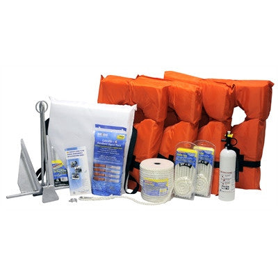 Marpac USCG Compliance and Safety Kits - The Runabout - 70742 - Marine Fiberglass Direct