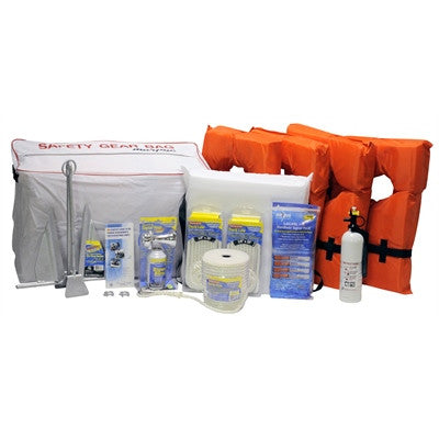 Marpac USCG Compliance and Safety Kits - The Small Boater - 70744 - Marine Fiberglass Direct