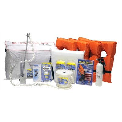 Marpac USCG Compliance and Safety Kits - The MId Range Deluxe Boater - 70745 - Marine Fiberglass Direct