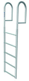 JIF Marine - 5 Step Stationary Dock Ladder - DJV5 - Marine Fiberglass Direct