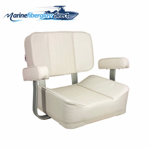 Marine Boat Seat Chair Deluxe Captain S Seat Donovan