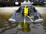 Rescue Steps for boats - Permanent or Emergency ladder - Marine Fiberglass Direct