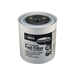 Marpac Racor Inside Fuel/Water Cannister Replacement Filter Marine - 033315-10MP - Marine Fiberglass Direct