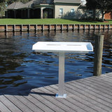 "Sea-Line Water Fish Cleaning Station Fillet Table 40"" x 23"" x 1/2""- SLFCS40-1 - Marine Fiberglass Direct"
