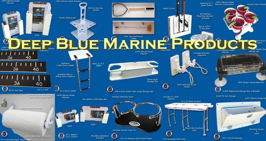Deep Blue Marine Products Inc.
