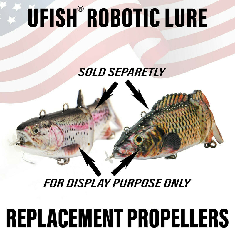 UFISH Robotic Electric Swimming Lure Replacement Propellers
