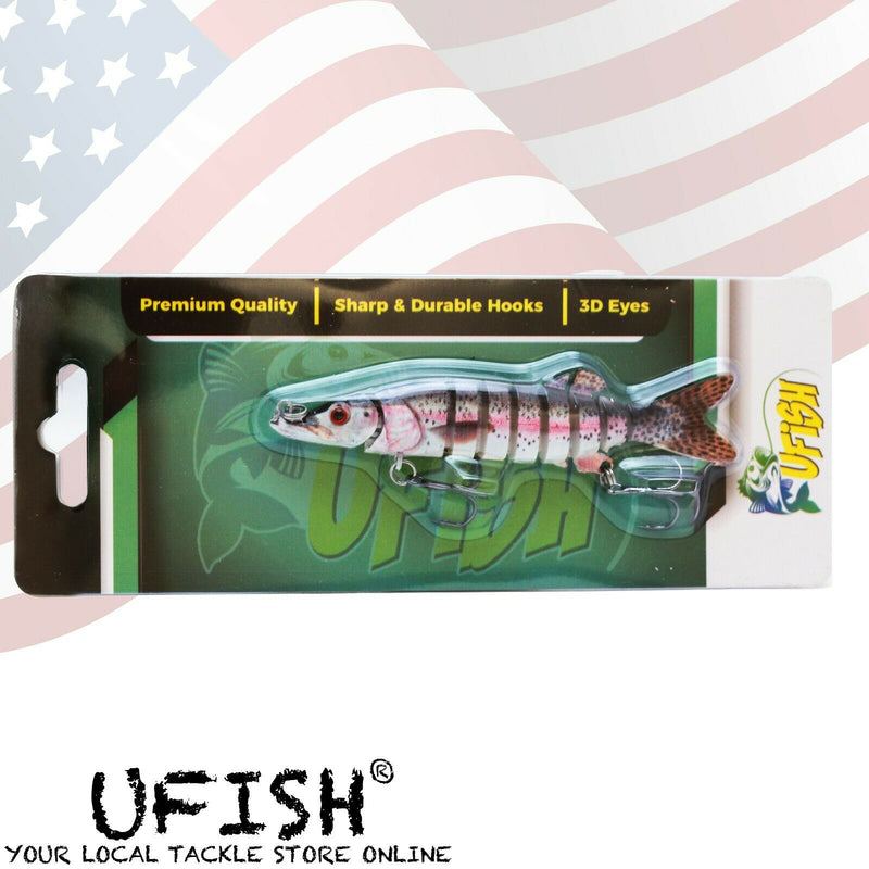 UFISH Bass Fishing Lures