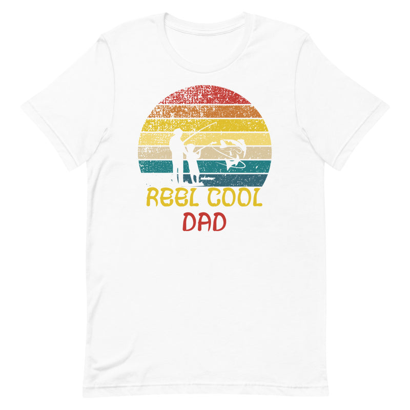 Reel Cool Dad Fishing T-Shirt