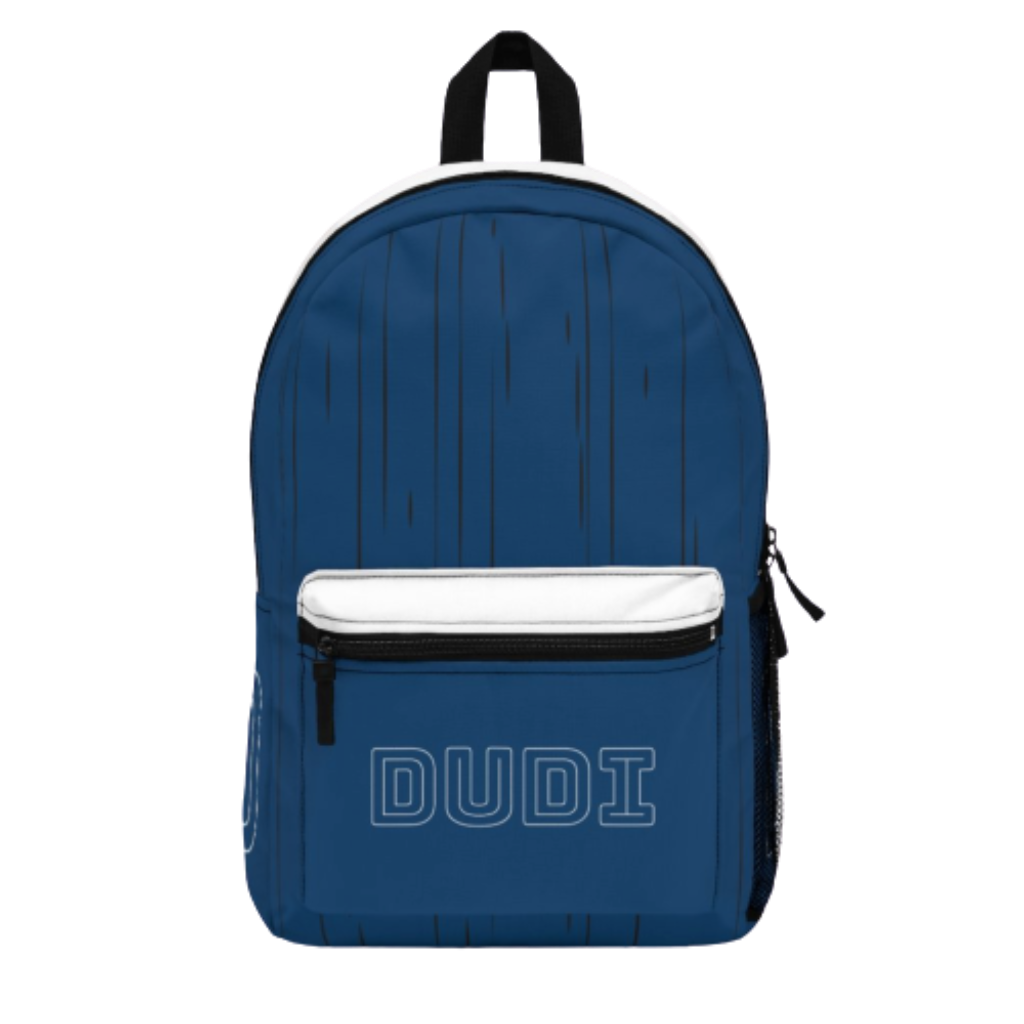 Navy Boys' Backpack - NAMEBITZ