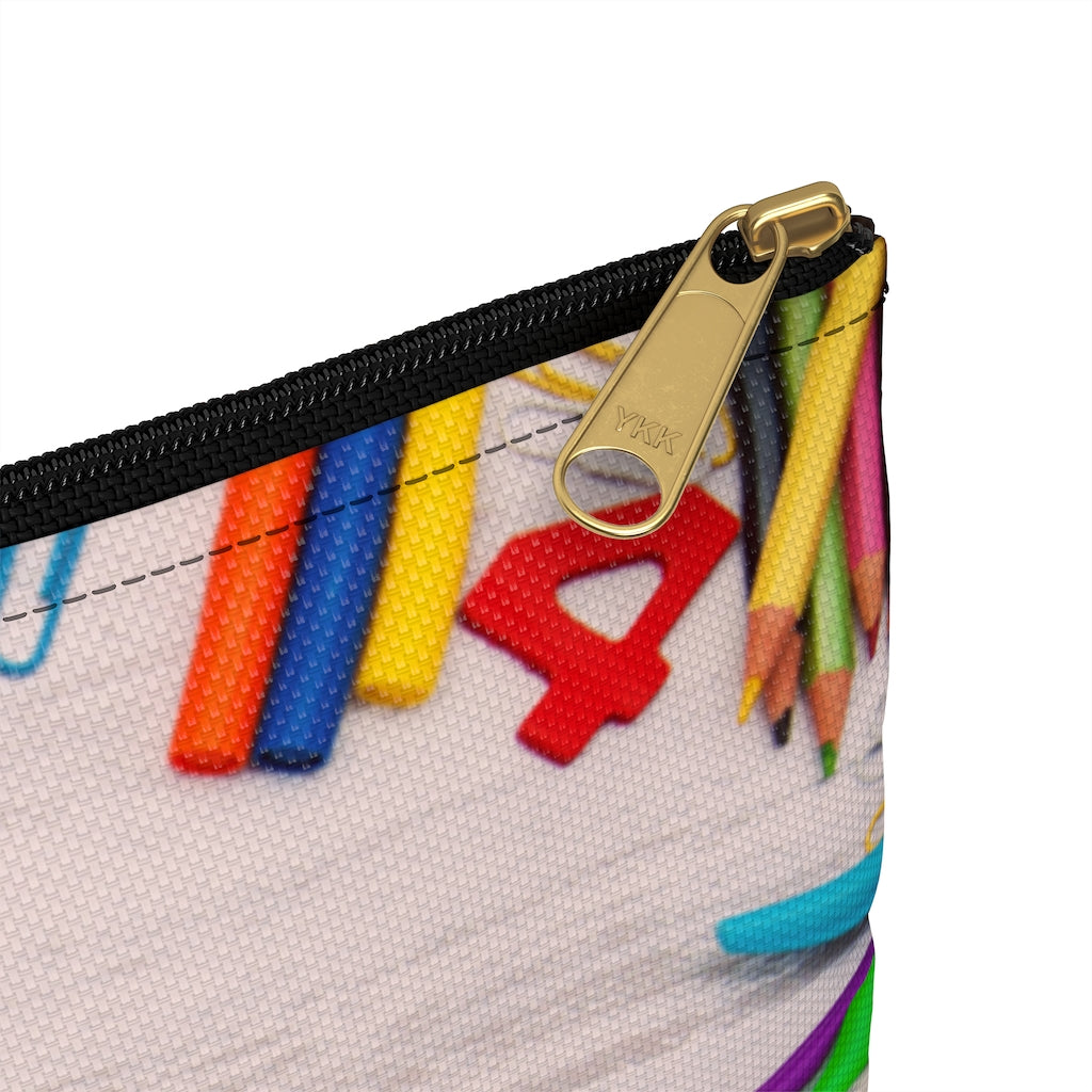 Numbers Pencil Case (See Coordinating Backpack)