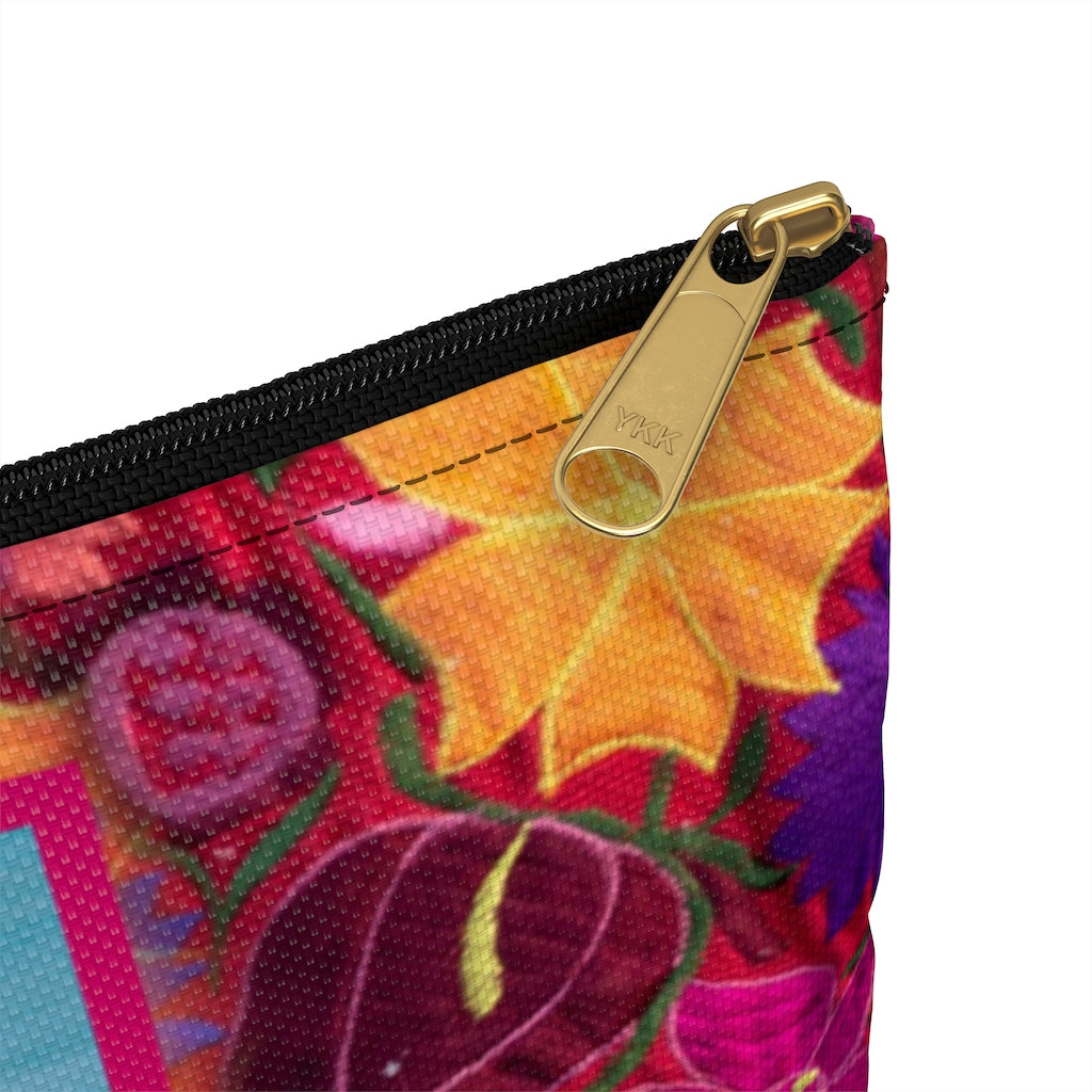 Floral Pencil Case - NAMEBITZ