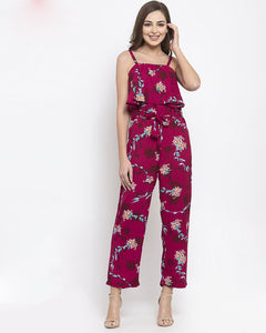 Trendy Sleeveless Jumpsuit