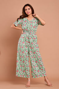Pretty Readymade Cotton Jumpsuit