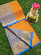 Load image into Gallery viewer, Beautiful Partywear Uppada Saree