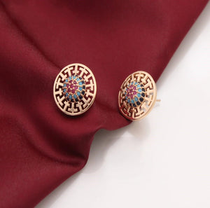 Gorgeous Earring with Stones