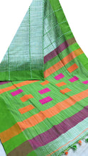 Load image into Gallery viewer, Beautiful Khadi Cotton Saree