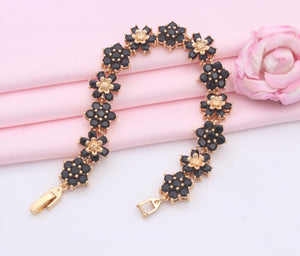 Adjustable Black Bracelet