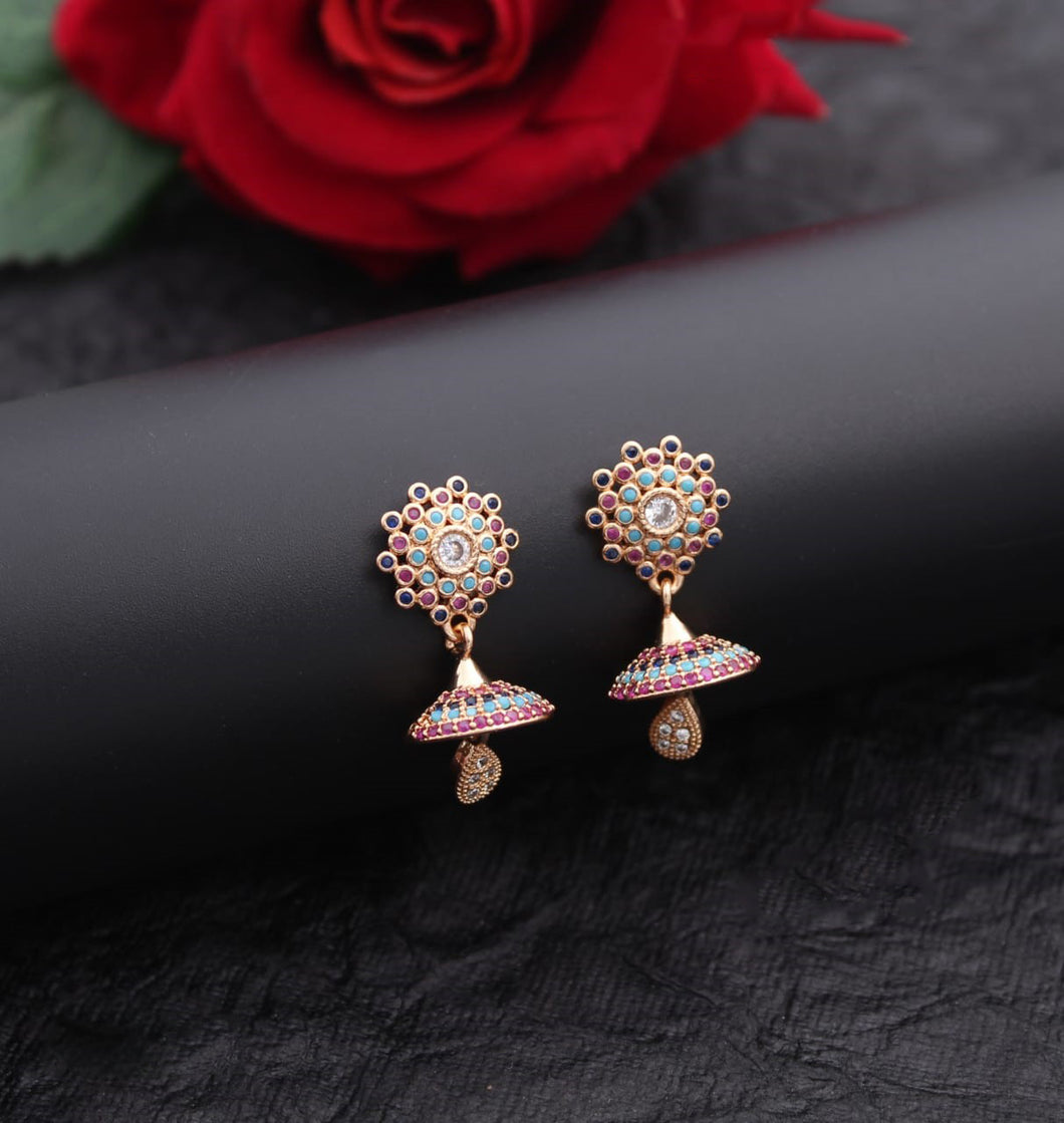 Beautiful Jumka Style Hanging Earring