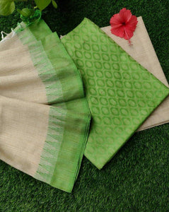 Pretty Unstitched Salwar Material