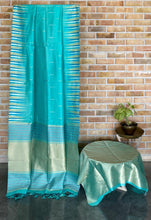 Load image into Gallery viewer, Puran silk saree