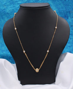 Elegant single layer Neckpiece