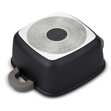Load image into Gallery viewer, Funtzio Square Casserole Roaster with Non-stick Stone Coating