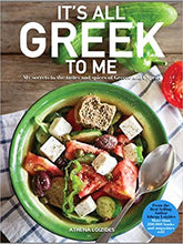 "Load image into Gallery viewer, ""It's All Greek To Me"" Cookbook"