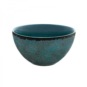 Teal Cereal Bowl