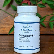 Load image into Gallery viewer, Ashwagandha Extract 500 mg