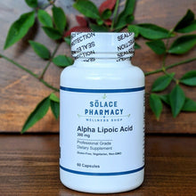 Load image into Gallery viewer, Alpha Lipoic Acid 300 mg