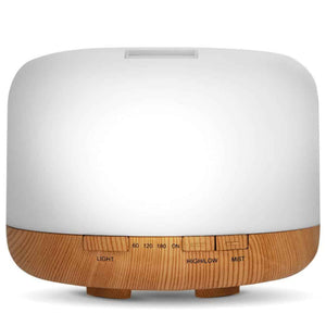 GreenAir AromaCloud Ultrasonic Diffuser