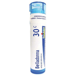 Belladonna, Boiron 30C Strength - 80 Pellets