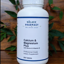 Load image into Gallery viewer, Calcium & Magnesium Plus w/ Boron & Vitamin D