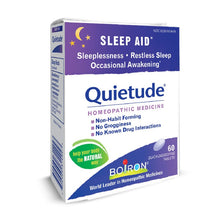 Load image into Gallery viewer, Quietude Sleep Aid, Quick Dissolving Tablets - 60 Count